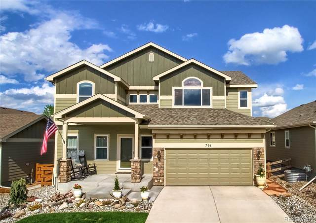 761 Tailings Drive, Monument, CO 80132 (#9622857) :: The Margolis Team