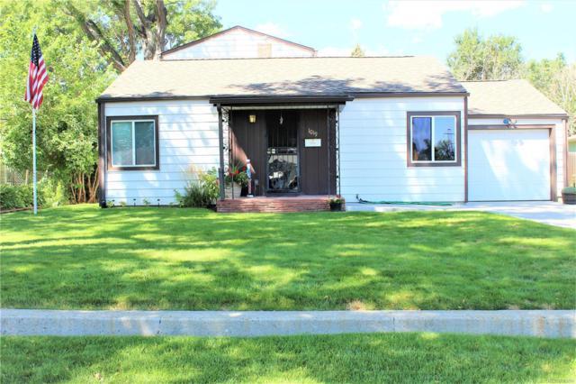 1019 S Newton Street, Denver, CO 80219 (MLS #9624104) :: 8z Real Estate