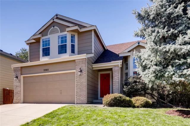 5505 S Ireland Street, Aurora, CO 80015 (#9625996) :: House Hunters Colorado