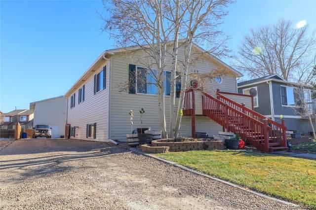 125 Kattell Street, Erie, CO 80516 (#9626495) :: HomeSmart