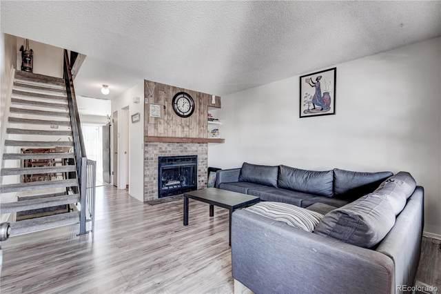 17696 E Loyola Drive E, Aurora, CO 80013 (#9632497) :: Venterra Real Estate LLC
