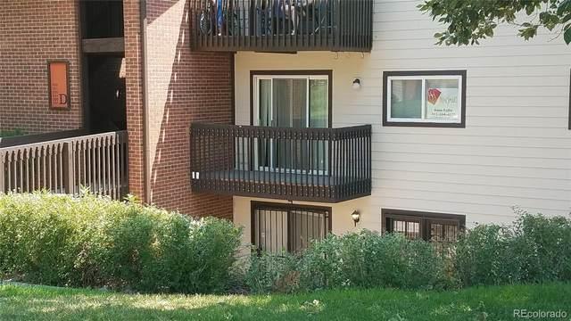 14652 E 2nd Avenue 200D, Aurora, CO 80011 (#9634224) :: My Home Team