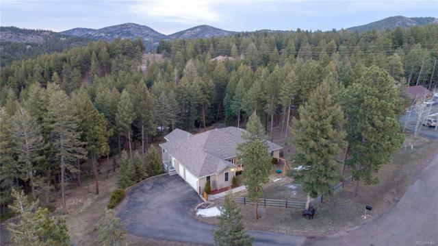20957 Horse Bit Way, Morrison, CO 80465 (#9639823) :: James Crocker Team