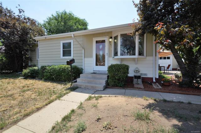 9461 Lillian Lane, Thornton, CO 80229 (#9640921) :: The HomeSmiths Team - Keller Williams