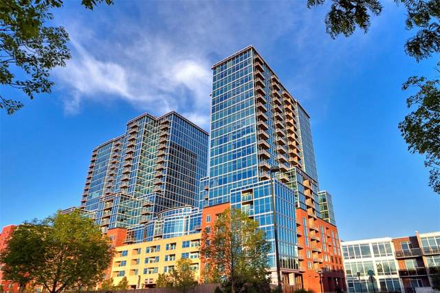 1700 Bassett Street #1103, Denver, CO 80202 (MLS #9645163) :: 8z Real Estate