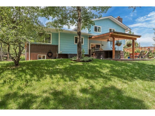 11816 Huckleberry Drive, Franktown, CO 80116 (MLS #9646163) :: 8z Real Estate