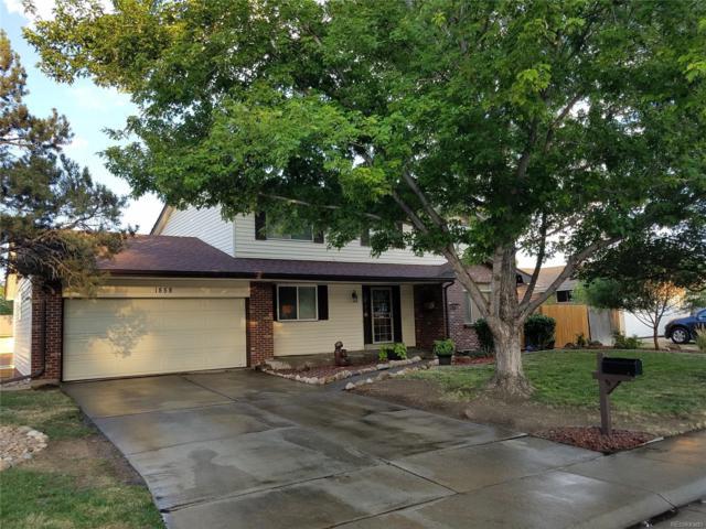 1858 S Quail Street, Lakewood, CO 80232 (MLS #9650016) :: 8z Real Estate