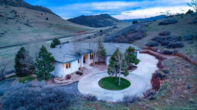 6050 Crestbrook Drive, Morrison, CO 80465 (#9651703) :: Mile High Luxury Real Estate