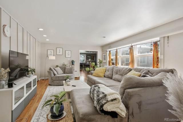 1075 Jasmine Street, Denver, CO 80220 (#9652611) :: Portenga Properties