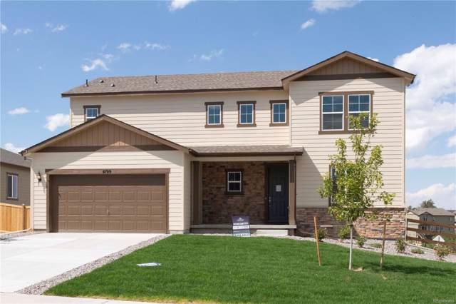 4199 Barbwire Place, Castle Rock, CO 80108 (MLS #9652725) :: 8z Real Estate