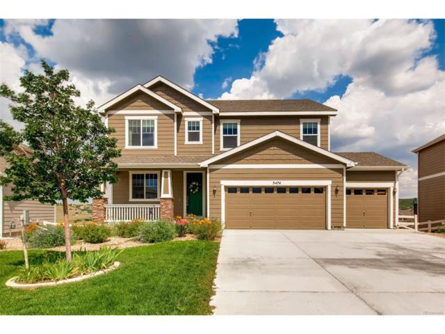 5474 Echo Hollow Street, Castle Rock, CO 80104 (MLS #9653766) :: 8z Real Estate