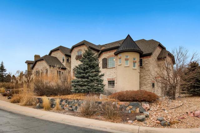1183 Buffalo Ridge Road, Castle Pines, CO 80108 (#9655459) :: The Peak Properties Group