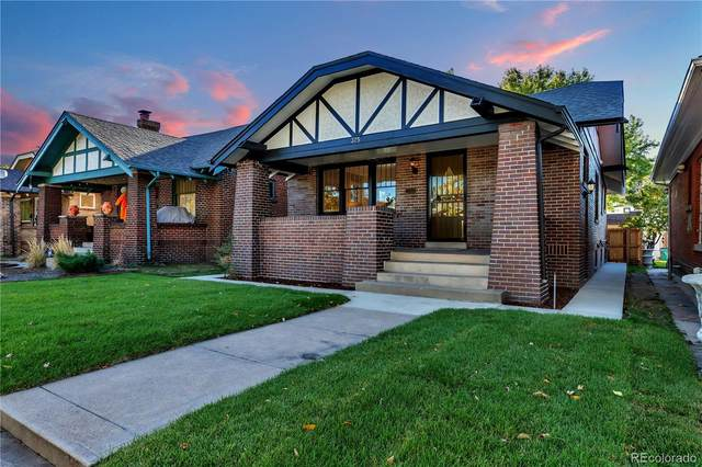375 N Corona Street, Denver, CO 80218 (#9657069) :: Venterra Real Estate LLC