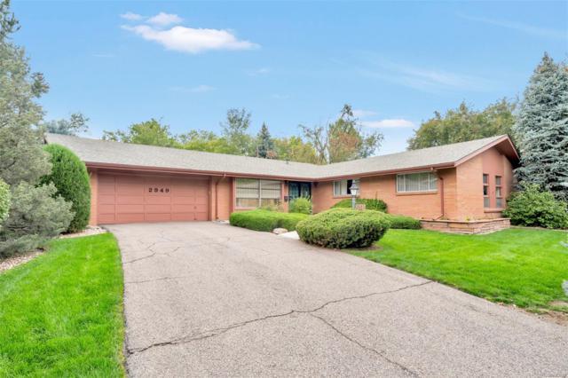 2949 S Detroit Way, Denver, CO 80210 (#9658930) :: Wisdom Real Estate