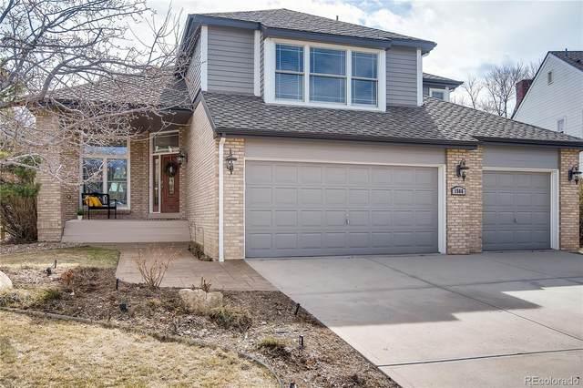 1566 Saltbush Ridge Road, Highlands Ranch, CO 80126 (MLS #9661677) :: 8z Real Estate