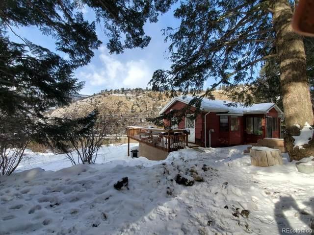 958 E Idaho Springs Road, Idaho Springs, CO 80452 (MLS #9662288) :: 8z Real Estate
