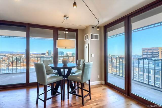 1551 Larimer Street #1504, Denver, CO 80202 (#9663296) :: The Gilbert Group