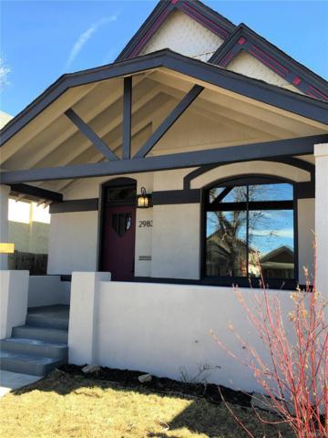 2938 Glenarm Place, Denver, CO 80205 (#9664416) :: Bring Home Denver