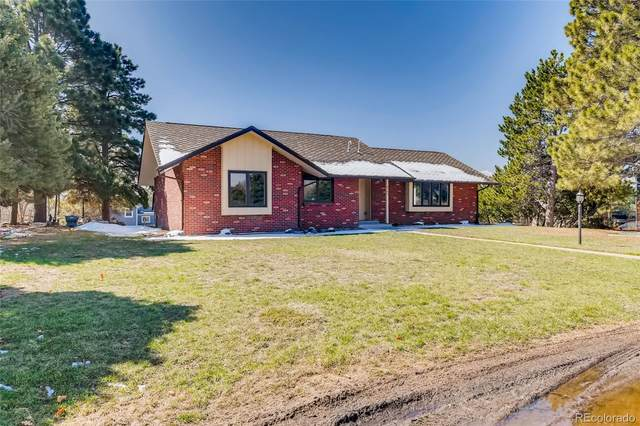 8184 Lakeview Drive, Parker, CO 80134 (#9664889) :: Wisdom Real Estate