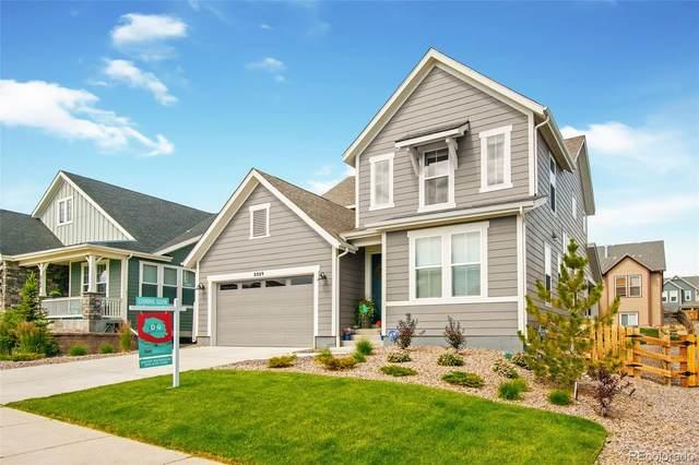 8809 Culebra Street, Arvada, CO 80007 (MLS #9665438) :: 8z Real Estate
