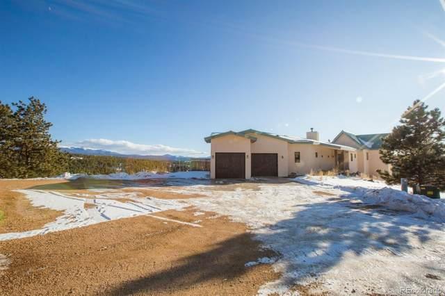 170 Ute Trail, Florissant, CO 80816 (MLS #9669392) :: 8z Real Estate