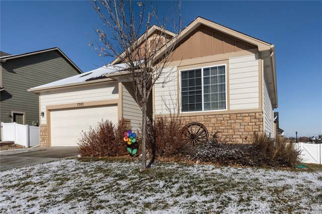 7703 Talon Parkway, Greeley, CO 80634 (#9670551) :: Bring Home Denver with Keller Williams Downtown Realty LLC