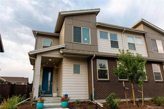 9437 E 58th Place, Denver, CO 80238 (MLS #9672798) :: Kittle Real Estate