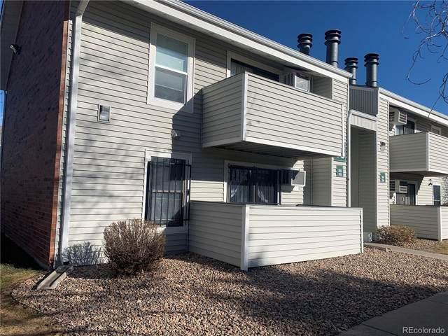 10150 E Virginia Avenue 13-103, Denver, CO 80247 (#9673475) :: The Harling Team @ HomeSmart