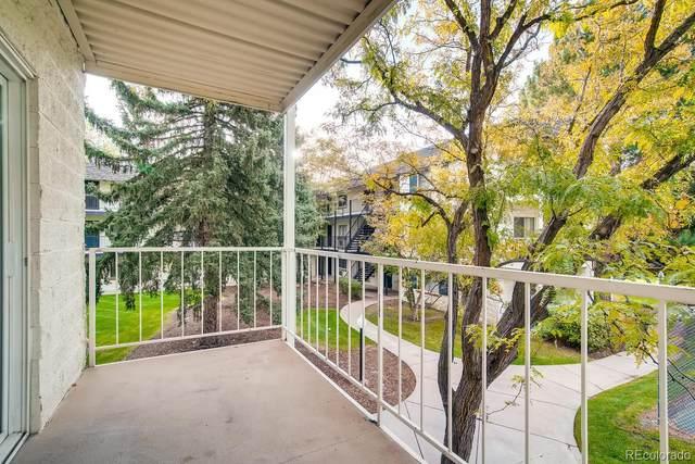 2225 S Jasmine Street #217, Denver, CO 80222 (#9678750) :: Berkshire Hathaway Elevated Living Real Estate