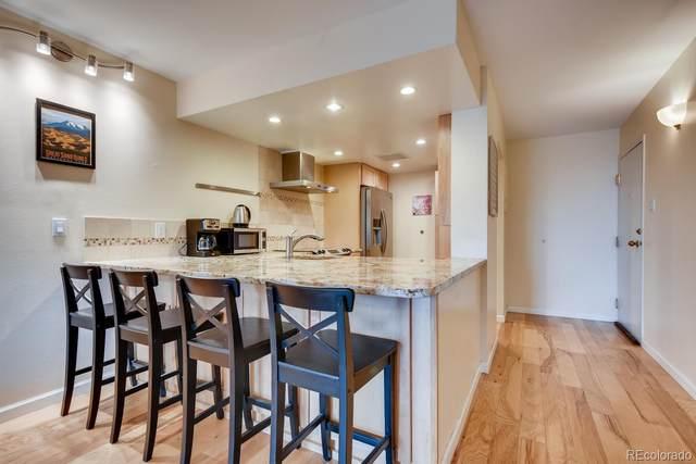 400 S Lafayette Street #1003, Denver, CO 80209 (#9681051) :: Berkshire Hathaway Elevated Living Real Estate