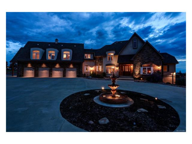 434 Amanda Pines Drive, Parker, CO 80138 (MLS #9681802) :: 8z Real Estate