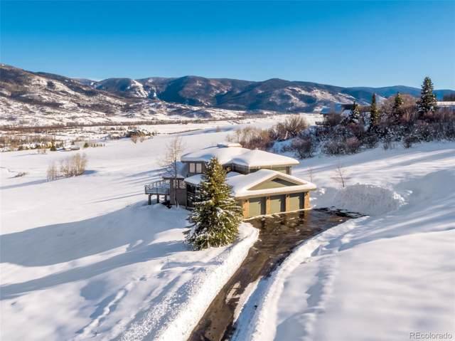 31660 Aspen Ridge Road, Steamboat Springs, CO 80487 (#9684058) :: My Home Team