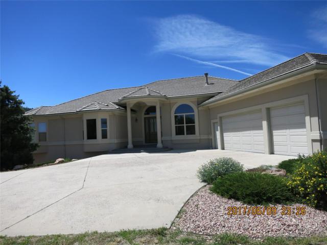 529 Summer Mist Circle, Castle Rock, CO 80104 (MLS #9686606) :: 8z Real Estate
