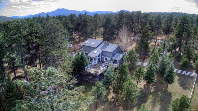 24907 Stanley Park Road, Evergreen, CO 80439 (#9688426) :: The DeGrood Team