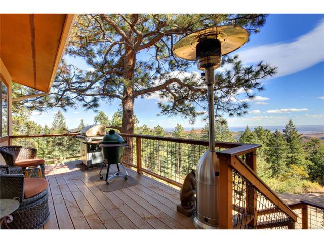 9648 Yegge Road, Morrison, CO 80465 (MLS #9689494) :: 8z Real Estate