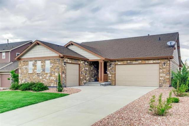 5465 Innisbrook Loop, Elizabeth, CO 80107 (#9691797) :: The HomeSmiths Team - Keller Williams