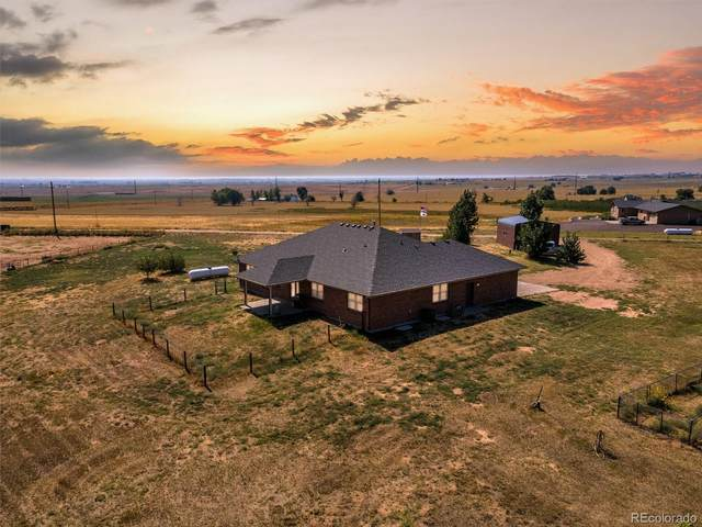 11837 County Road 39, Fort Lupton, CO 80621 (MLS #9692757) :: Bliss Realty Group