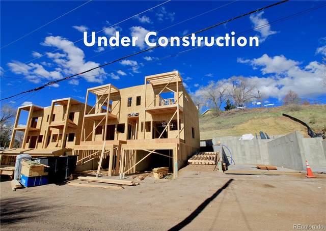 419 N Chestnut Street, Colorado Springs, CO 80905 (MLS #9700354) :: 8z Real Estate