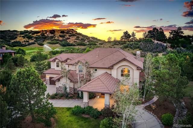 4875 Wilderness Place, Parker, CO 80134 (MLS #9704575) :: 8z Real Estate