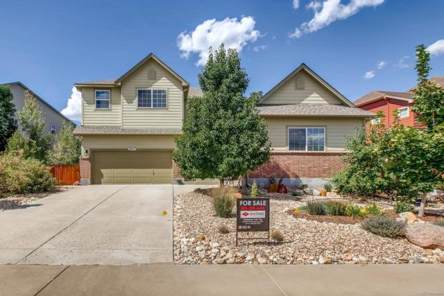 3417 Falling Star Place, Castle Rock, CO 80108 (#9704629) :: The City and Mountains Group