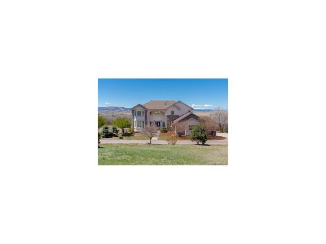 3741 Serenade Road, Castle Rock, CO 80104 (MLS #9704999) :: 8z Real Estate