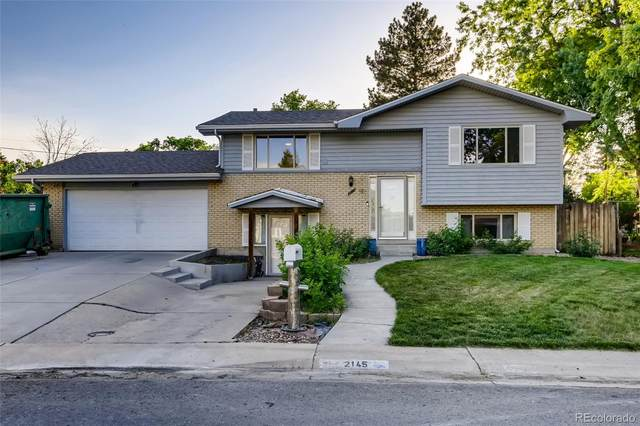 2145 S Yarrow Street, Lakewood, CO 80227 (#9709793) :: The Griffith Home Team