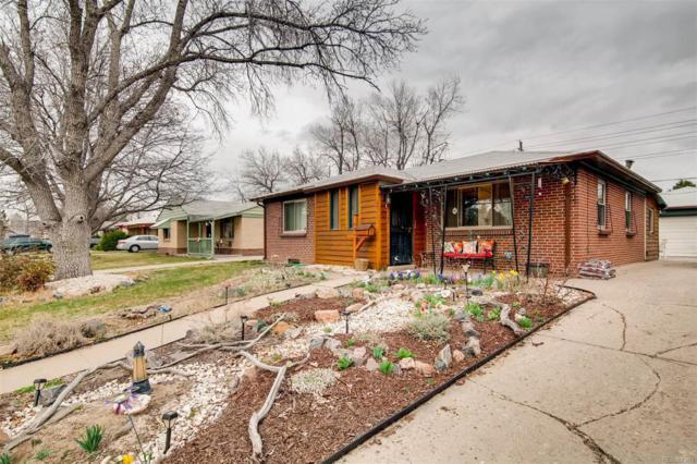 332 S Locust Street, Denver, CO 80224 (#9710067) :: The Peak Properties Group