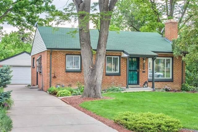 933 Pontiac Street, Denver, CO 80220 (#9714284) :: The Colorado Foothills Team | Berkshire Hathaway Elevated Living Real Estate