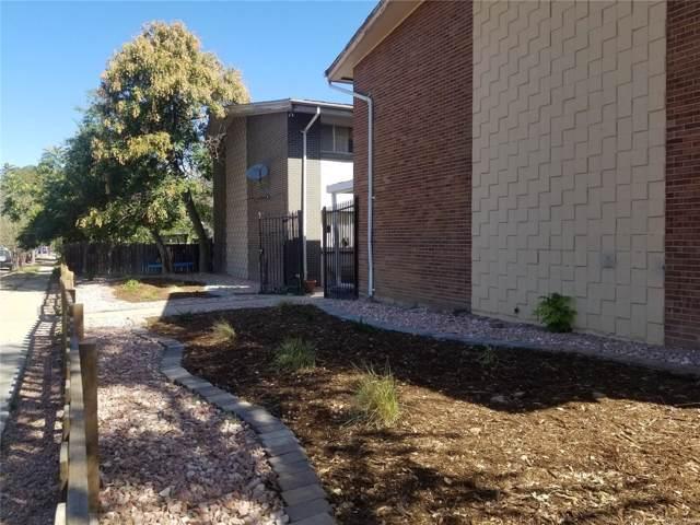 1628 Chester Street, Aurora, CO 80010 (MLS #9718570) :: 8z Real Estate