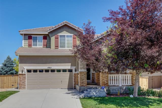 4965 Laurelglen Lane, Highlands Ranch, CO 80130 (#9719879) :: HomePopper
