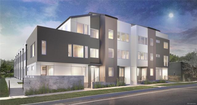 3737 Kalamath Street #1, Denver, CO 80211 (MLS #9720405) :: 8z Real Estate