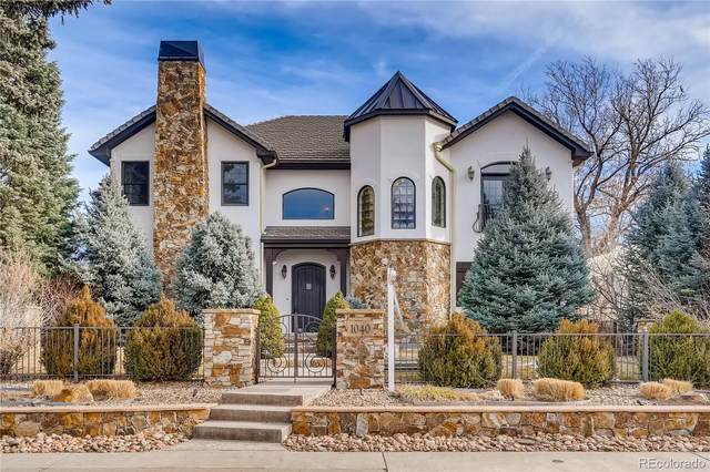 1040 S Adams Street, Denver, CO 80209 (#9721444) :: Chateaux Realty Group