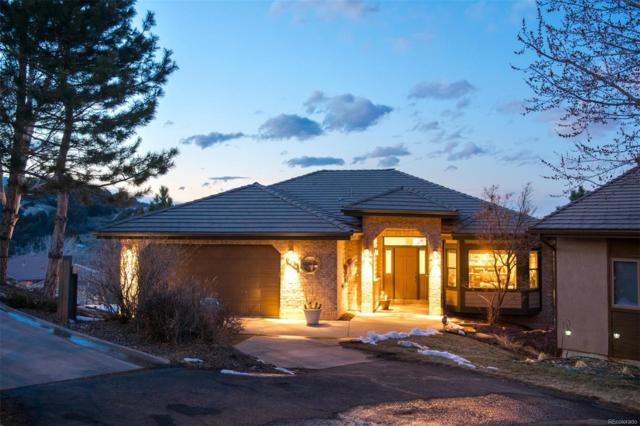 6893 Big Horn Trail, Littleton, CO 80125 (MLS #9722263) :: Kittle Real Estate
