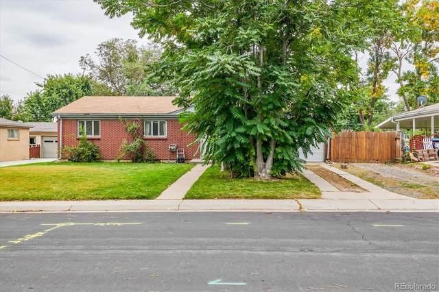 3152 W Monmouth Avenue, Englewood, CO 80110 (#9726124) :: iHomes Colorado